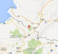 Por el momento, no  se han registrado daños de importancia en la zona del sismo.