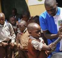Nigeria llegó este lunes a los 42 días sin nuevos casos de ébola, un período tras el cual la OMS puede declarar a un país libre del virus.