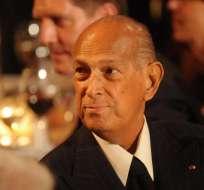 El dominicano De la Renta falleció en Estados Unidos a los 82 años.