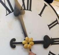 EUROPA.- De este modo, el domingo 26 de octubre durará 25 horas de forma oficial en países europeos. Foto: Internet