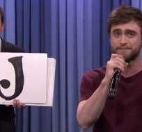 """El actor de """"Harry Potter"""" impactó a sus fans de internet, pero esta vez no por su forma de actuar."""