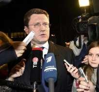 El acuerdo le permitirá a Ucrania saldar sus deudasa con Rusia. Foto: AFP
