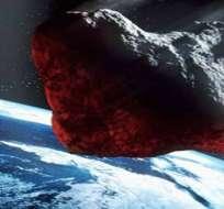 El tamaño del asteroide que se acerca a la Tierra es de 370 metros, es decir, es 20 veces más grande que el meteorito de Cheliábinsk.