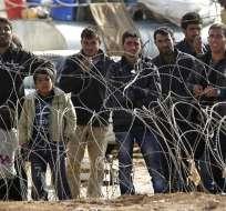 Siria, un país en el que ir a la iglesia puede significar la muerte. Foto: EFE