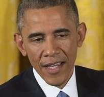 Obama confirma que actuará por decreto sobre inmigración hasta fines de 2014. Foto: EFE