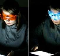En uno de sus estudios, la Dra. Mariana Figueiro investigó el impacto de iPads en el ritmo circadiano.