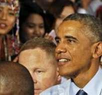 Obama agregó que está dispuesto a firmar una ley de inmigración en cuando el Congreso se la presente.