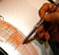 Un sismo de magnitud 5,8 sacude Lima y sus alrededores.