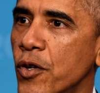 """Obama confirma la muerte de Peter Kassig, un acto de """"pura maldad"""". Foto: AFP"""