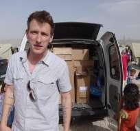 El EI ejecuta al rehén estadounidense Peter Kassig y a 20 soldados sirios. Foto: EFE