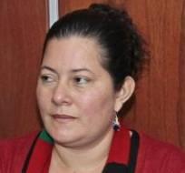 ECUADOR.- Toma de Dolores Vélez y Dolores Briones, realizada en la audiencia de juzgamiento. Foto: API