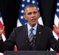 El canciller Patiño se refirió a las medidas anunciadas por Obama ayer. Foto: AFP