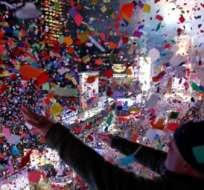 En fin de año del 2012 se arrojaron a la basura 35 millones de toneladas de alimentos en EE.UU.