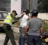 Colombia y FARC se acusan de torpedear la liberación del general colombiano. Foto: EFE