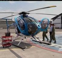 El uso de helicópteros busca reforzar los operativos para reducir el crimen en la ciudad.