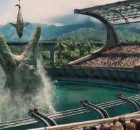 Científicos querrán ir un poco más allá y crean un súper dinosaurio que alterará el ecosistema del parque.