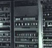 La EDSAC ocupa una superficie de 20 metros cuadrados.