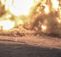 Foto referencial de AFP: En Irak, el pasado fin de semana un kamikaze marroquí, apodado Abu Hamza al Magrebi, perpetró un atentado suicida contra un cuartel del Ejército en Bagdad.