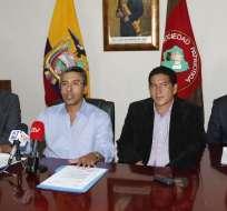 Gilmar Gutiérrez hizo un llamado a todos los movimientos opositores al régimen. Foto: API