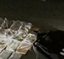 Esta madrugada se encontraron 200 paquetes con cocaína en cabezales que iban a ingresar mercadería a contenedores.