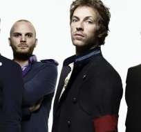 """El tema """"Miracles"""" fue lanzado en la página web de Coldplay."""