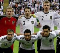 Alemania se coronó campeón del mundo.