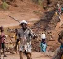 Las estimaciones de la FAO y el PMA para noviembre de 2014 indican que en Sierra Leona 120.000 personas afrontan una grave inseguridad alimentaria.