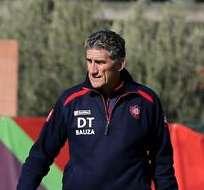 Edgardo Bauza, entrenador del San Lorenzo (Foto: EFE)
