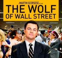 """""""El lobo de Wall Street"""" y """"Frozen"""" fueron los films más pirateados de 2014."""