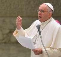 El pontífice argentino empezará el 2015 con un viaje a varios países de Asia.