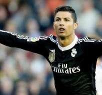 Cristiano Ronaldo, uno de los goleadores de la temporada pasada (Foto: EFE)