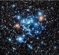 Un grupo de astrónomos consiguió demostrar que puede calcular la edad exacta de una estrella. Foto: BBC