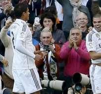 Real Madrid, el mejor equipo de la IFFHS (Foto: EFE)