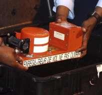 Las cajas negras son indispensables para establecer las circunstancias exactas de la tragedia. Fotos: EFE.