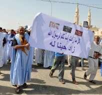 Las protestas en varios países musulmanes dejaron como saldo 4 muertos y 45 heridos. Foto: AFP