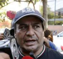 . Él, junto con Fernando Villavicencio y Klever Jiménez fueron acusados por injuriar al presidente Rafael Correa en el 30 S. Foto: Archivo