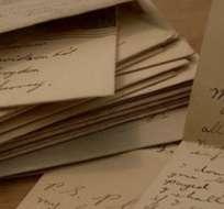 La carta fue escrita en el momento en que se investigaba la tragedia, entre el 2 de mayo y el 12 de julio de 1912.