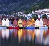 Noruega logró posicionarse como el país más democrático del mundo, según The Economist Intelligence.