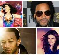 EE.UU.- Katy Perry, Lenny Kravitz, Idina Menzel y John Legend serán las estrellas del Superbowl 2015.