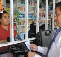 ECUADOR.- La secretaría de Estado desmintió alza de hasta el 300% en fármacos, como anunciaron laboratorios. Fotos: Archivo