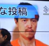 Un nuevo video atribuido al EI fue colgado en internet en la madrugada de este jueves. Foto: AFP.