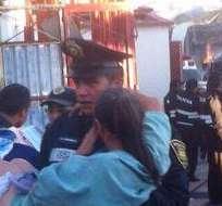 MÉXICO.- Actualmente siguen hospitalizadas 31 personas de las 73 heridas. Fotos: Twitter