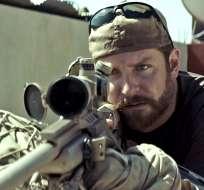 EE.UU.- La película protagonizada por Bradley Cooper afianzó su poder en la taquilla estadounidense.