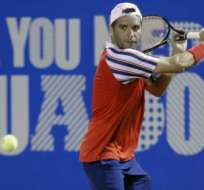 Montañés actualmente figura como 102 del ranking ATP.
