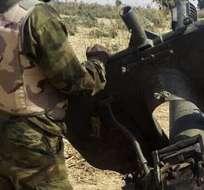 CAMERÚN.- El ataque de los yihadistas a Fotokol fue en represalia a la toma de la vecina localidad nigeriana de Gamboru por los integrantes de la operación militar. Fotos: EFE