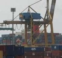 Colombia exporta a Ecuador 1.900 millones de dólares y le importa 900 millones de dólares al año. Fotos: Archivo