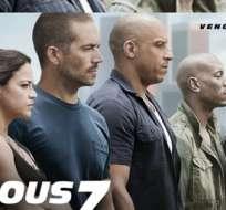 "Además de Walker, en este trailer aparecen Dwayne Johnson ""La Roca"", Vin Diesel, Jason Statham, Michelle Rodríguez."