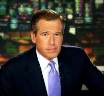 Brian Williams ha sido acusado de mentir mientras cubría la guerra de Irak en 2003.