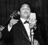 """GUAYAQUIL.- Julio Jaramillo hizo populares canciones como """"Nuestro Juramento"""", """"Fatalidad"""", """"Cinco centavitos"""", """"El Alma en los Labios"""", entre otros."""