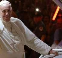 FILIPINAS. El pontífice visitó Filipinas del 15 al 19 de enero pasados sin percances y fue acogido por millones de entusiastas filipinos.